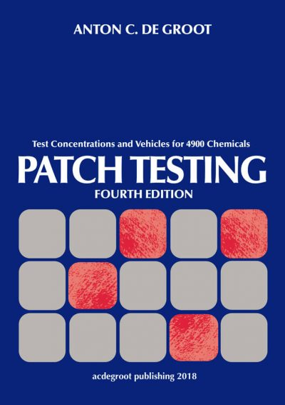 Bookcover Patch Testing 4th edition