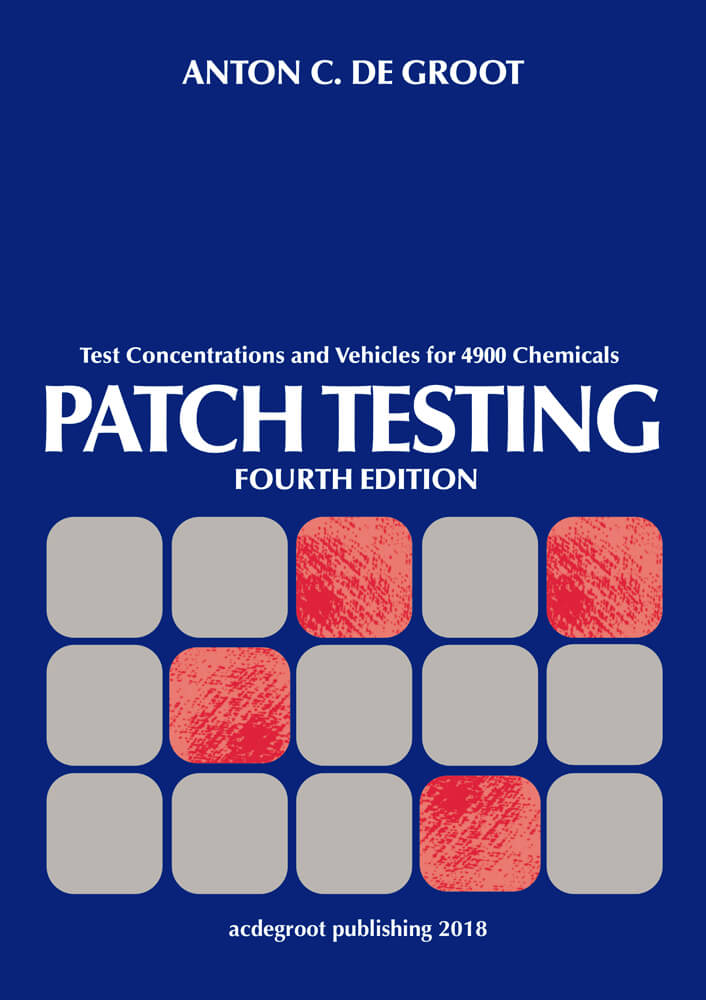 Bookcover Patch Testing Fourth Edition