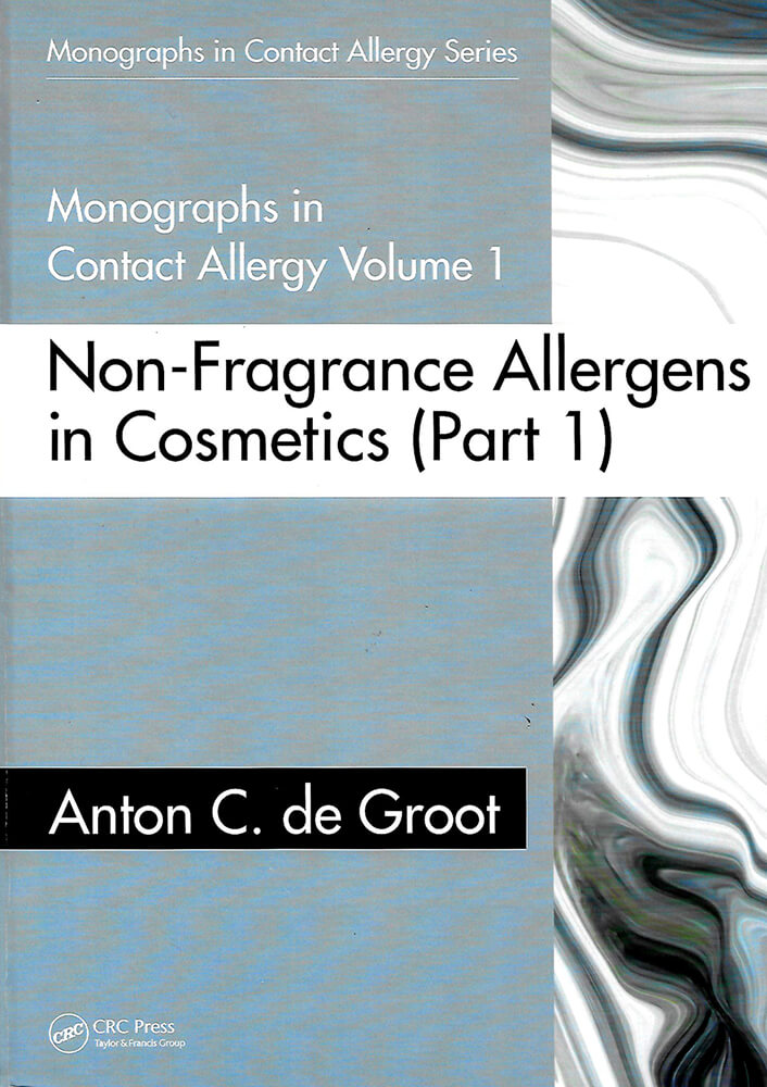 Monographs in Contact Allergy Volume 1