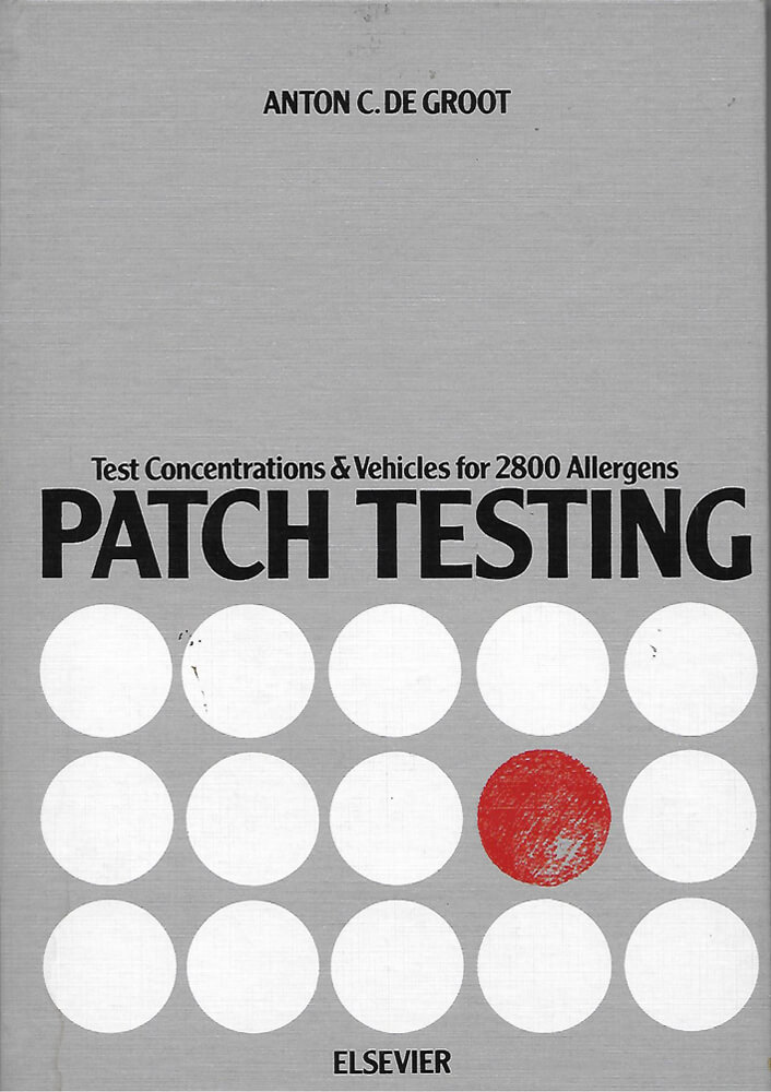 Bookcover Patch Testing First Edition