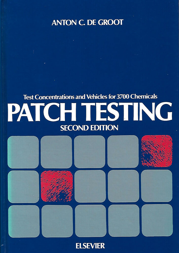 Bookcover Patch Testing Second Edition