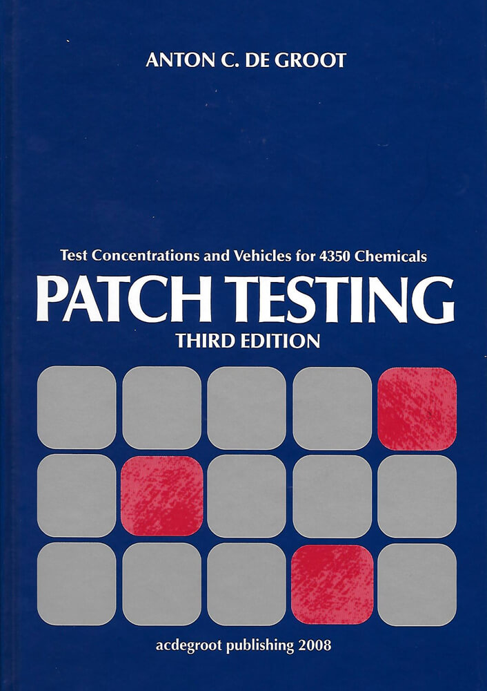 Bookcover Patch Testing Third Edition